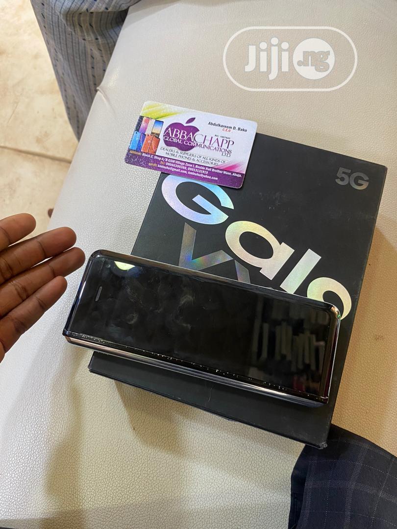 Archive: Samsung Galaxy Fold 5G 512GB Black
