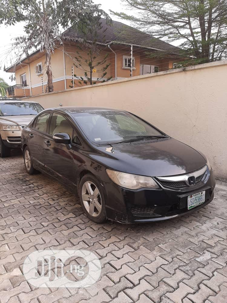 Archive: Honda Civic 2008 1.4 Black