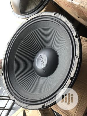 18 Inches Oceanic Subwoofer Naked Speaker | Audio & Music Equipment for sale in Lagos State, Ojo