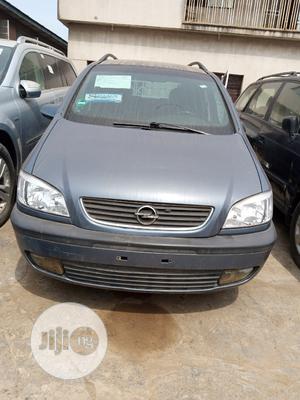 Opel Zafira 2003 Blue   Cars for sale in Lagos State, Ifako-Ijaiye