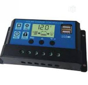 Pwm Charge Controller 12v24v 30ah | Electrical Equipment for sale in Lagos State, Ikeja