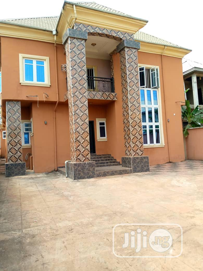 A Dublex With a Self Contain Attachment | Houses & Apartments For Sale for sale in Oyi, Anambra State, Nigeria