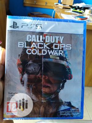 Brand New PS5 CD Call of Duty Black Ops COLD WAR | Video Games for sale in Lagos State, Ikeja