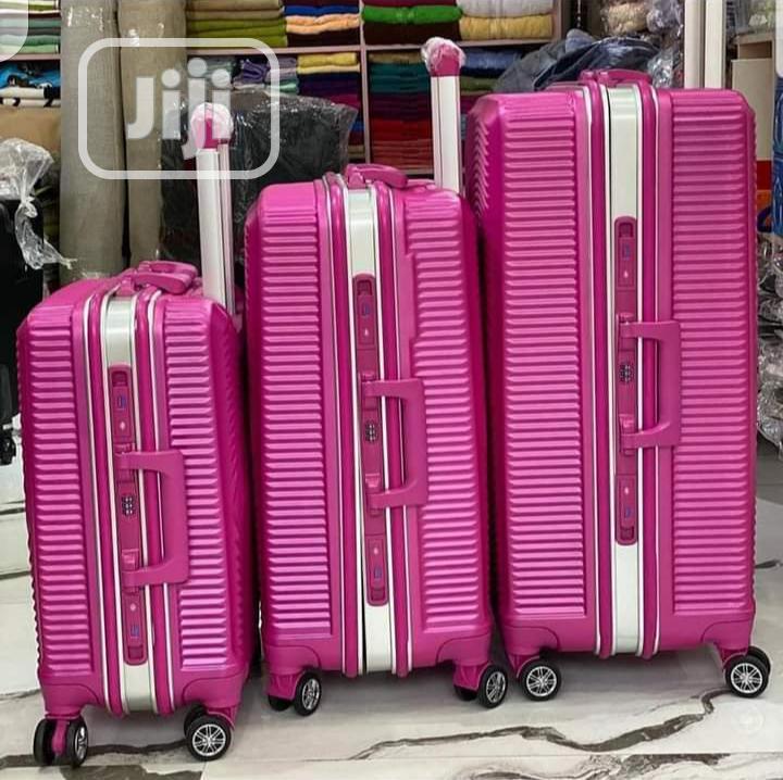 Luxury Travel Box Set of 3