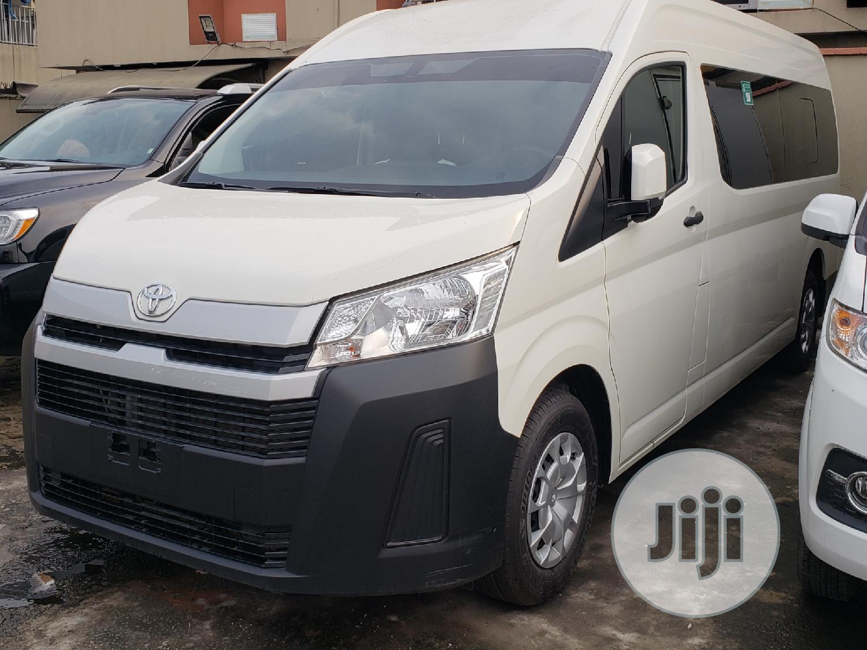 Toyota Hiace Bus Brand New