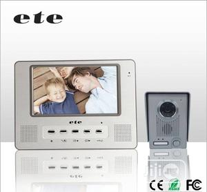 Ete Colored Video Door Phone, for Home, Offices, Etc   Home Appliances for sale in Lagos State, Ojo