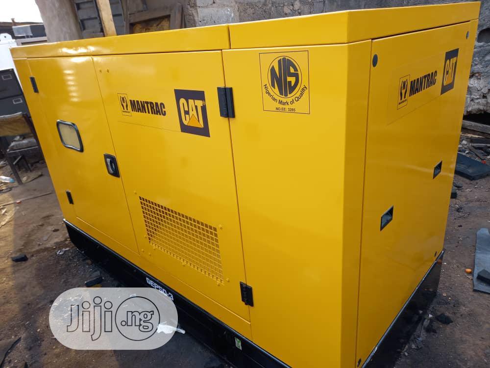 50kva Mantrac Caterpillar Generator Perkins Generator   Electrical Equipment for sale in Ikeja, Lagos State, Nigeria
