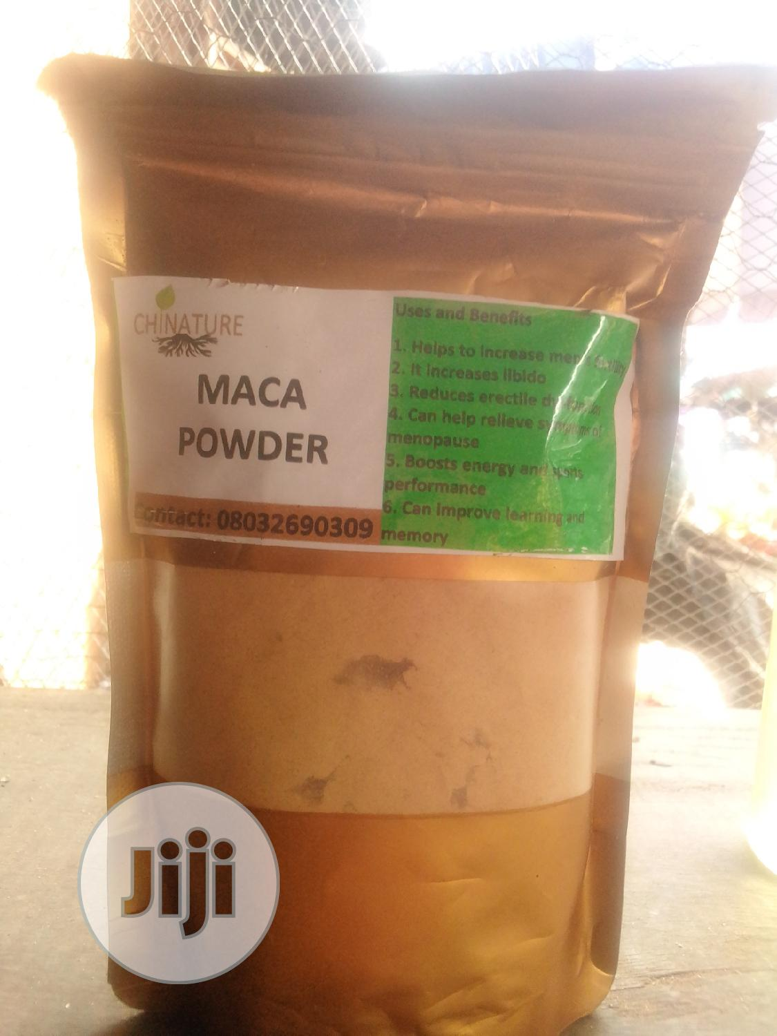 MACA POWDER - 250g | Feeds, Supplements & Seeds for sale in Port-Harcourt, Rivers State, Nigeria