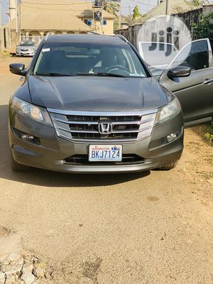 Honda Accord CrossTour 2010 EX-L AWD Gray | Cars for sale in Kwara State, Ilorin East