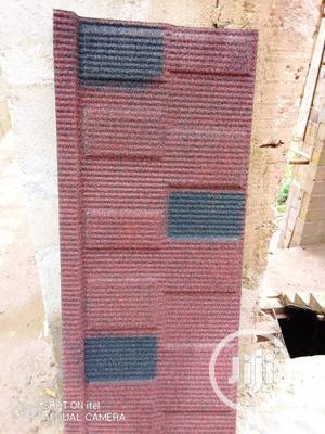 BURGUNDY Shingles With Black Patches | Building Materials for sale in Lagos State, Lekki