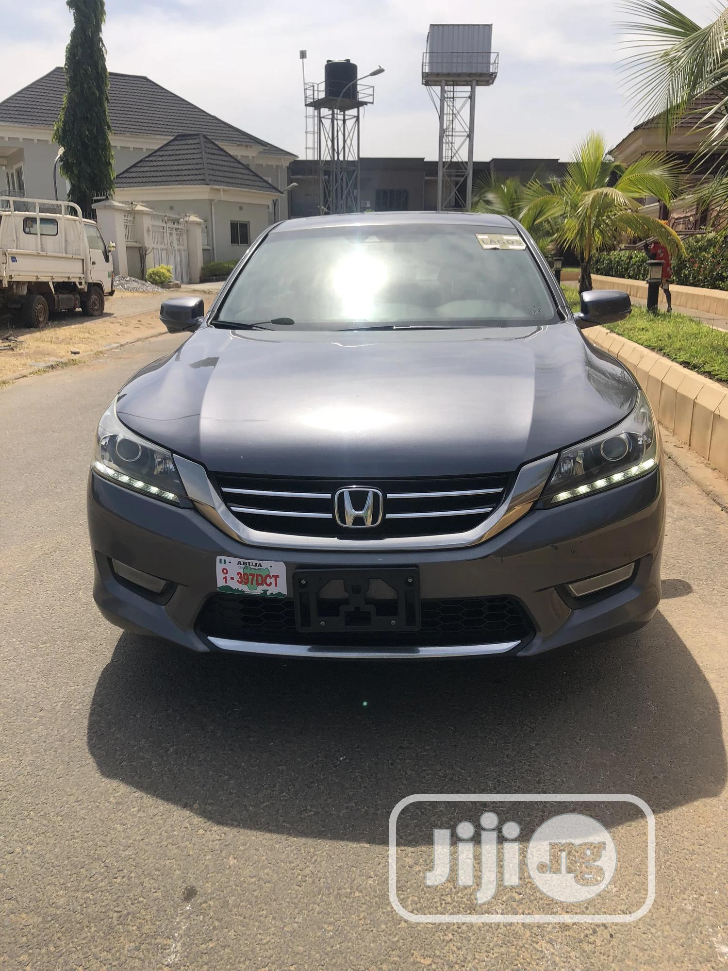 Honda Accord 2013 Gray