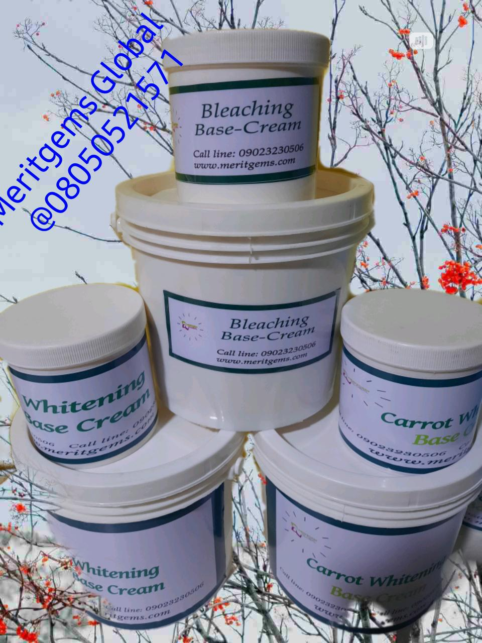 Whitening Base Cream