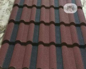 Burgundy Milano With Black Patches | Building Materials for sale in Lagos State, Ikoyi
