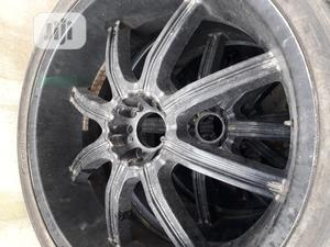 Tyre With Rim Alloy | Vehicle Parts & Accessories for sale in Lagos State, Ajah