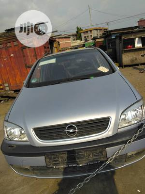 Opel Zafira 2003 Gray   Cars for sale in Lagos State, Isolo