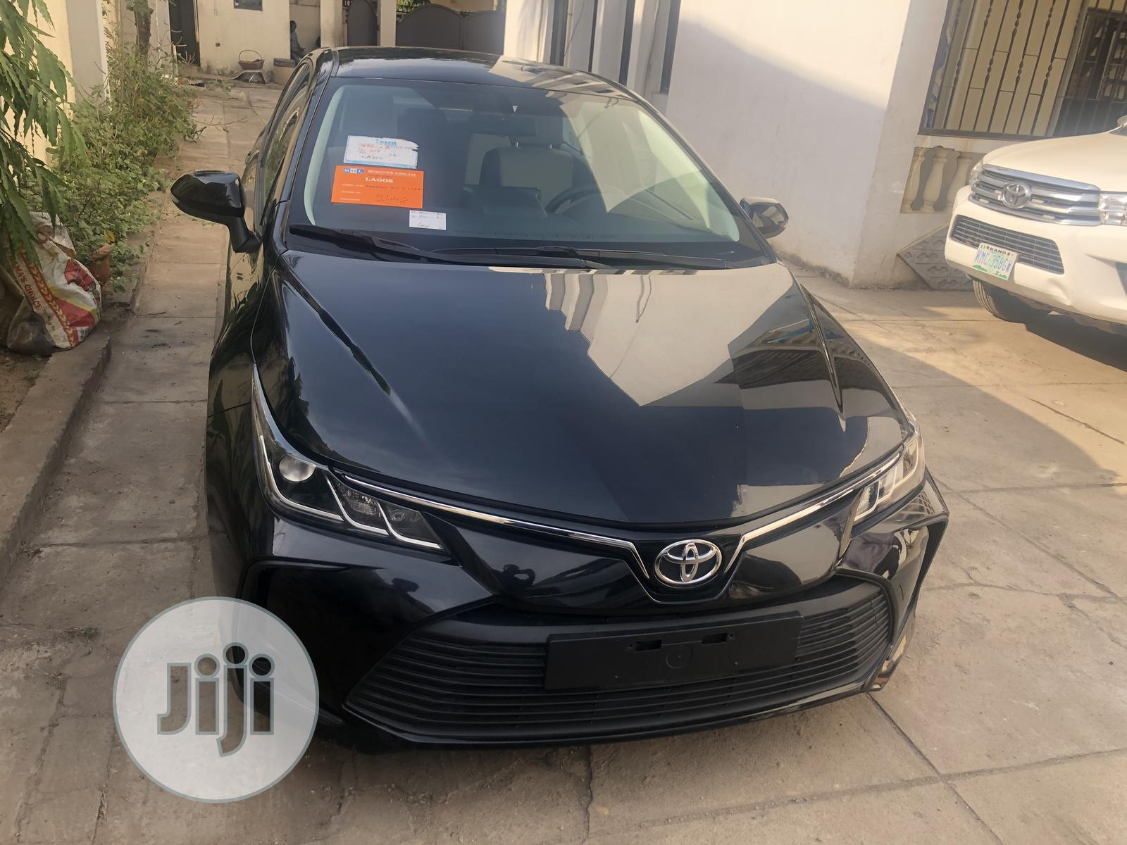 New Toyota Corolla 2020 XLE Black | Cars for sale in Wuse 2, Abuja (FCT) State, Nigeria