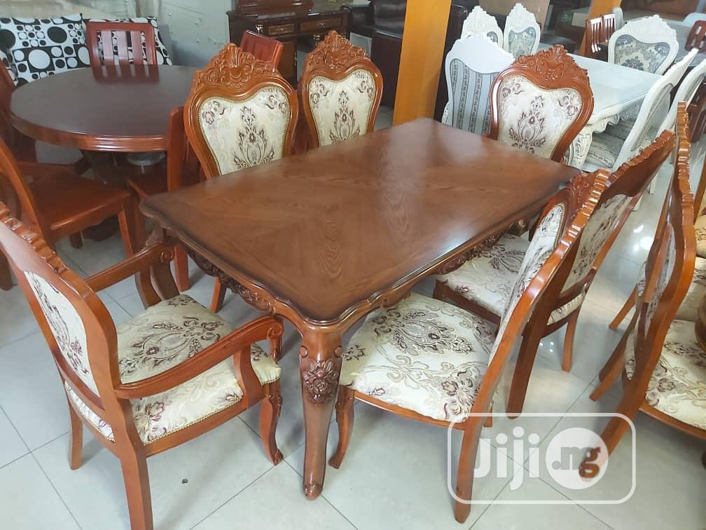 Imported Royal Wooden Dinning for Your Tasty Meal