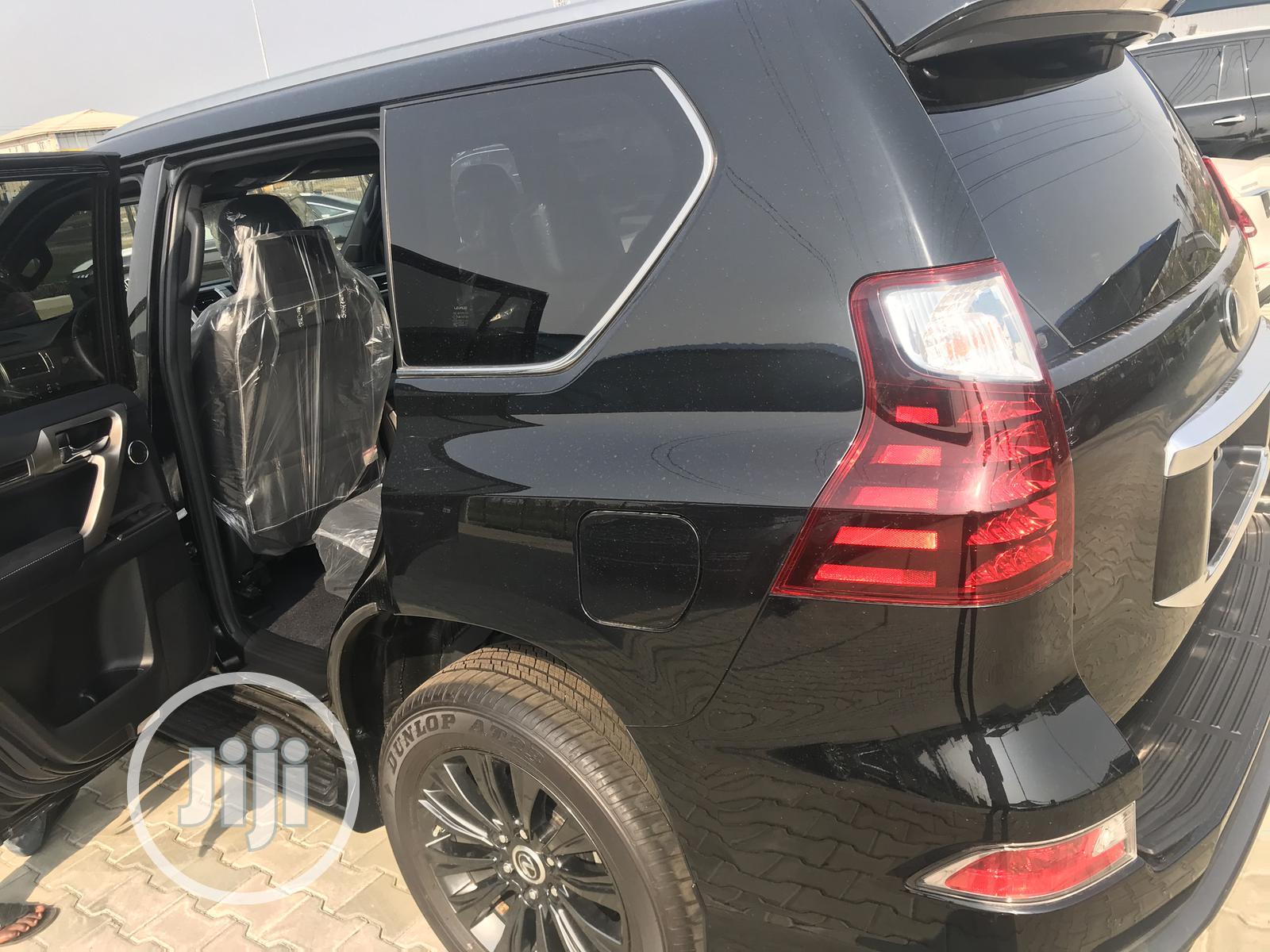 New Lexus GX 2020 460 Luxury Black | Cars for sale in Lekki, Lagos State, Nigeria