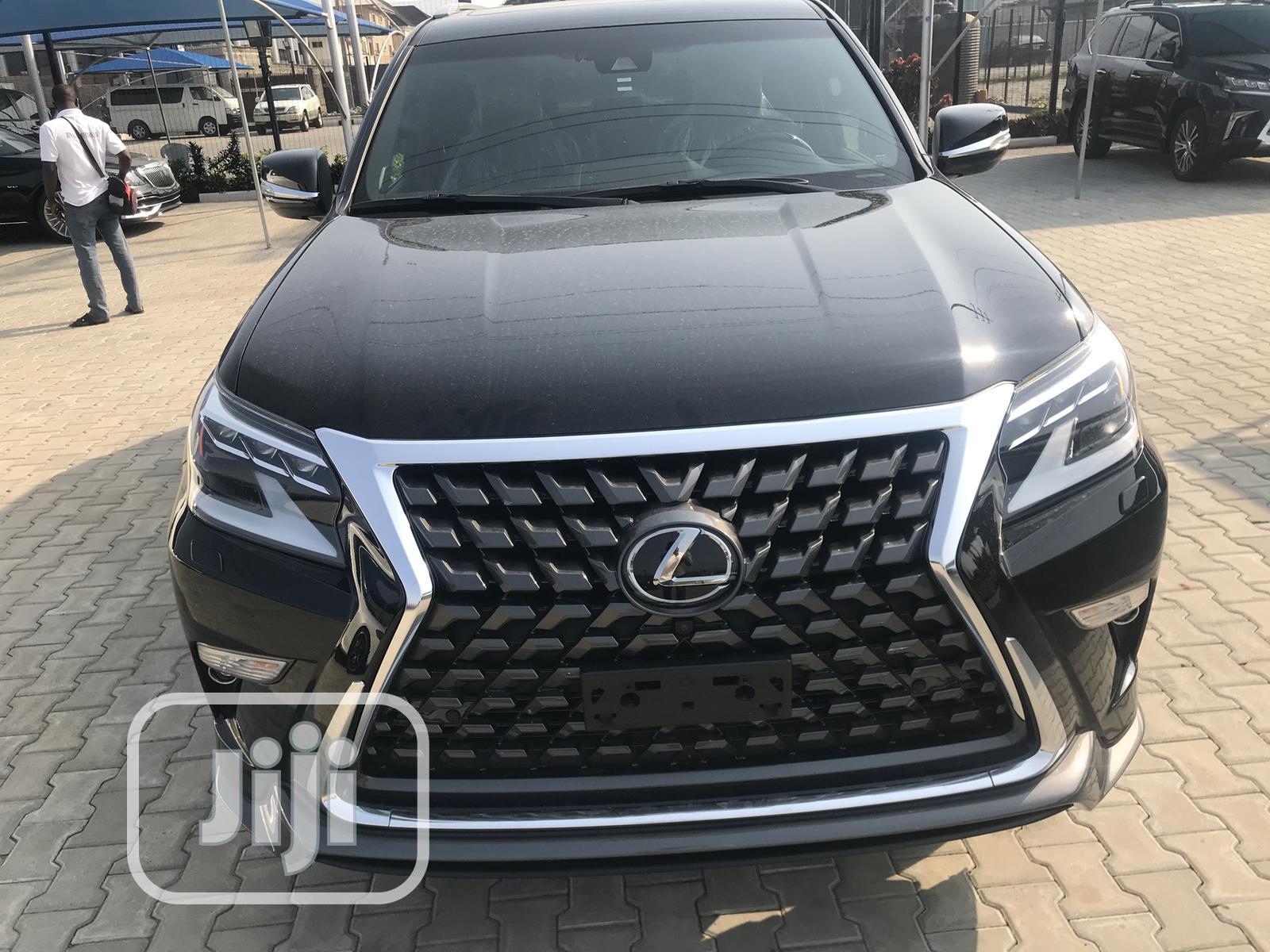 New Lexus GX 2020 460 Luxury Black