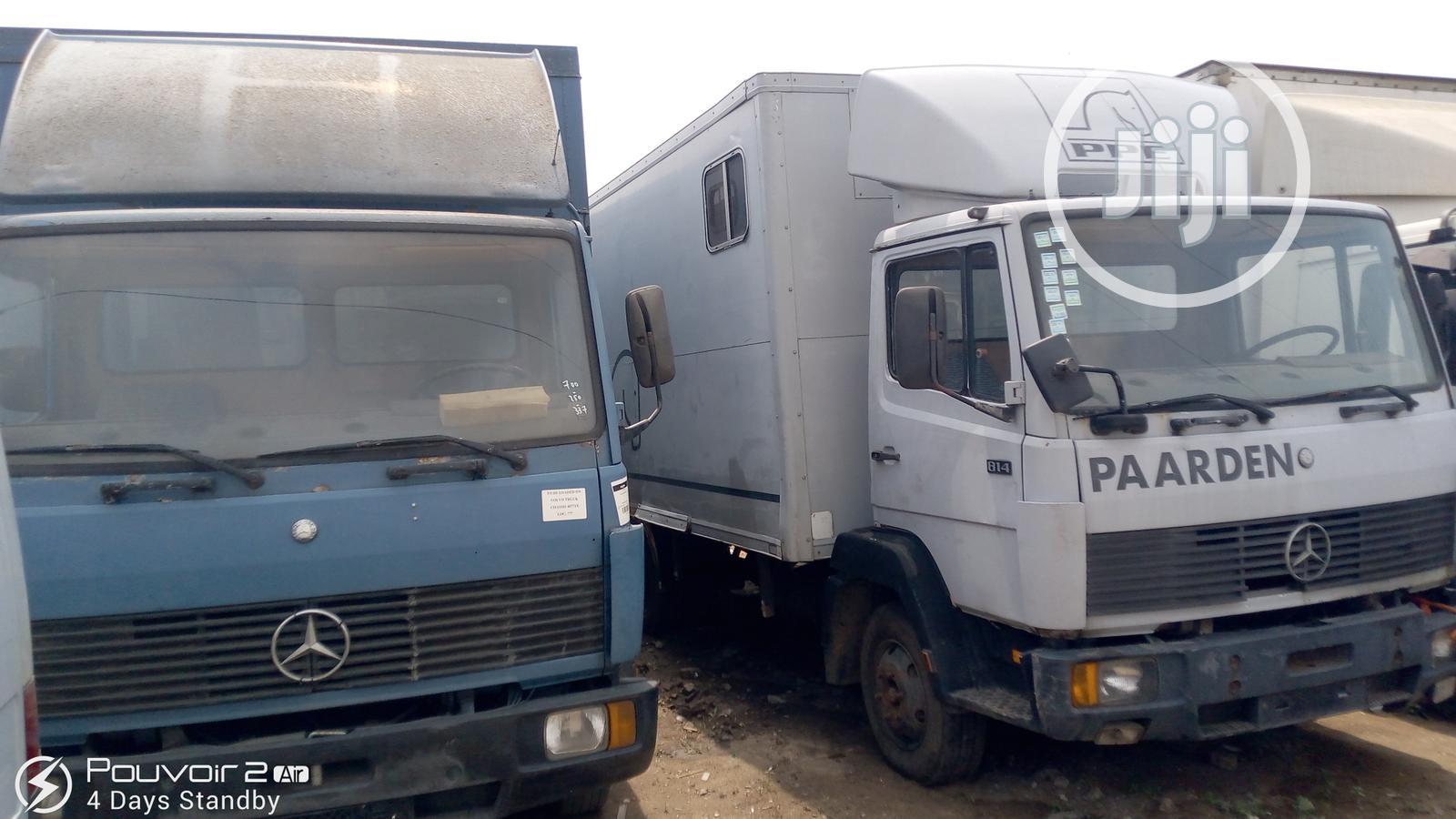 Mercedes-Benz Truck 814 | Trucks & Trailers for sale in Amuwo-Odofin, Lagos State, Nigeria