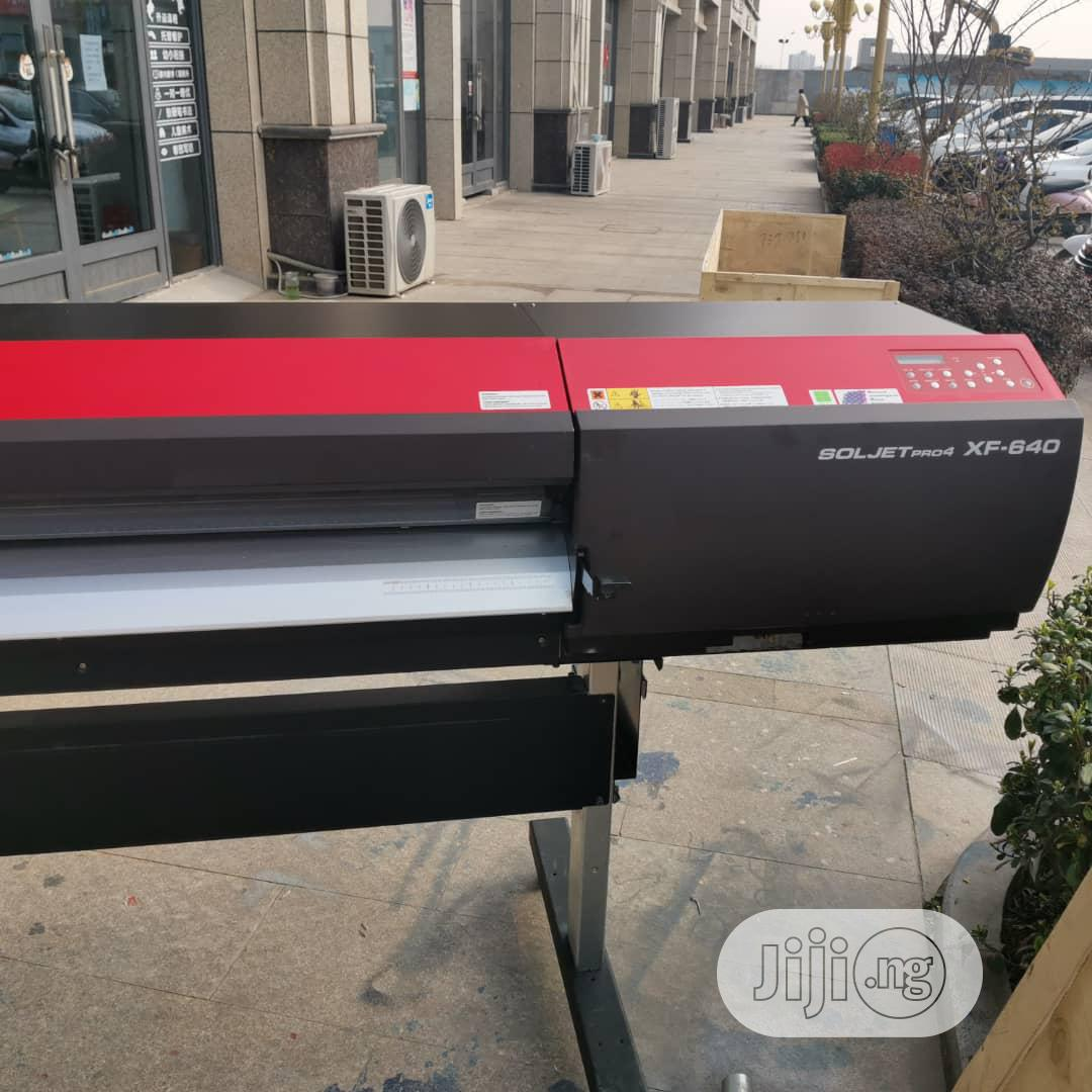 Roland Print And Cut   Printing Equipment for sale in Ikeja, Lagos State, Nigeria