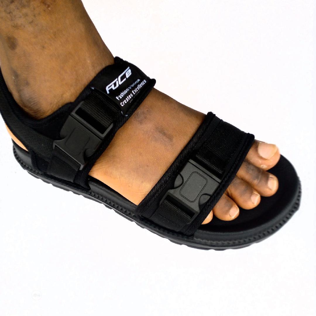 Archive: Men's Black Sandal