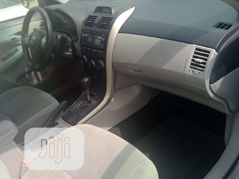 Archive: Toyota Corolla 2013 Silver