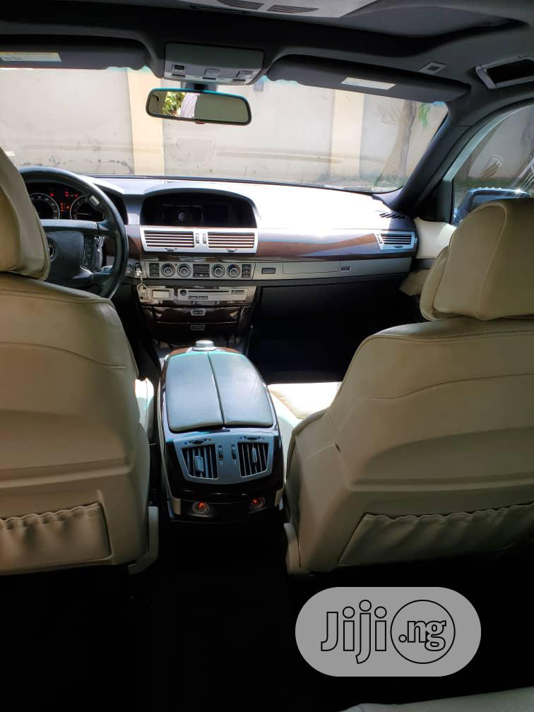 BMW 7 Series 2010 Black | Cars for sale in Central Business Dis, Abuja (FCT) State, Nigeria