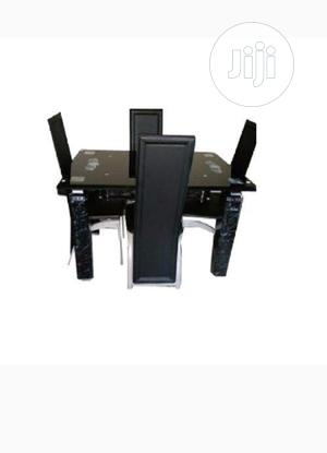 Dinning Table With 4 Chairs | Furniture for sale in Abuja (FCT) State, Asokoro