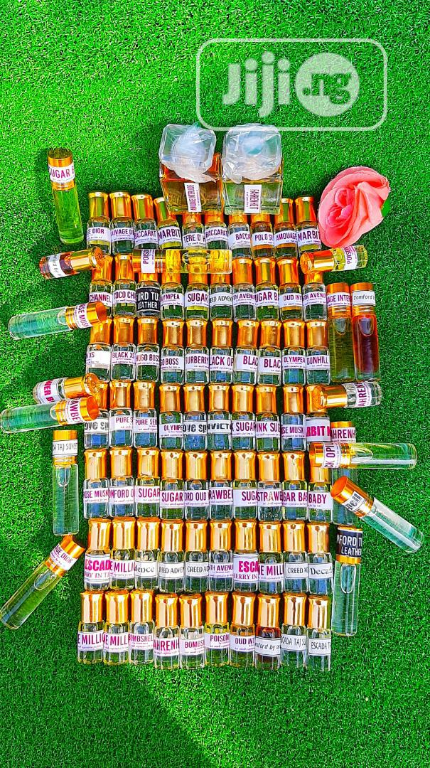 Arabian Perfume Unisex Oil 6 Ml