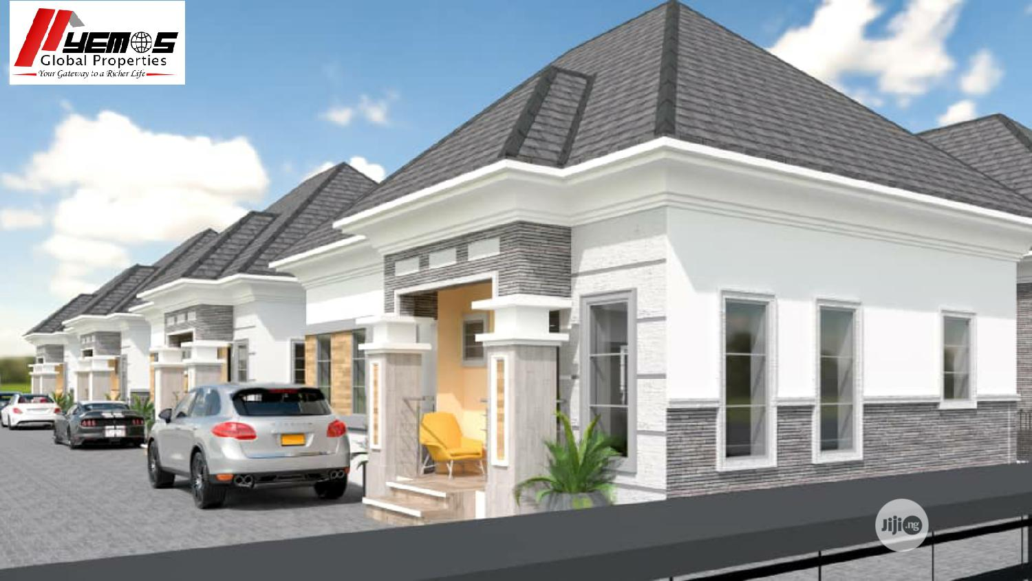 Newly Built Bungalow For Sale With Registered Deed