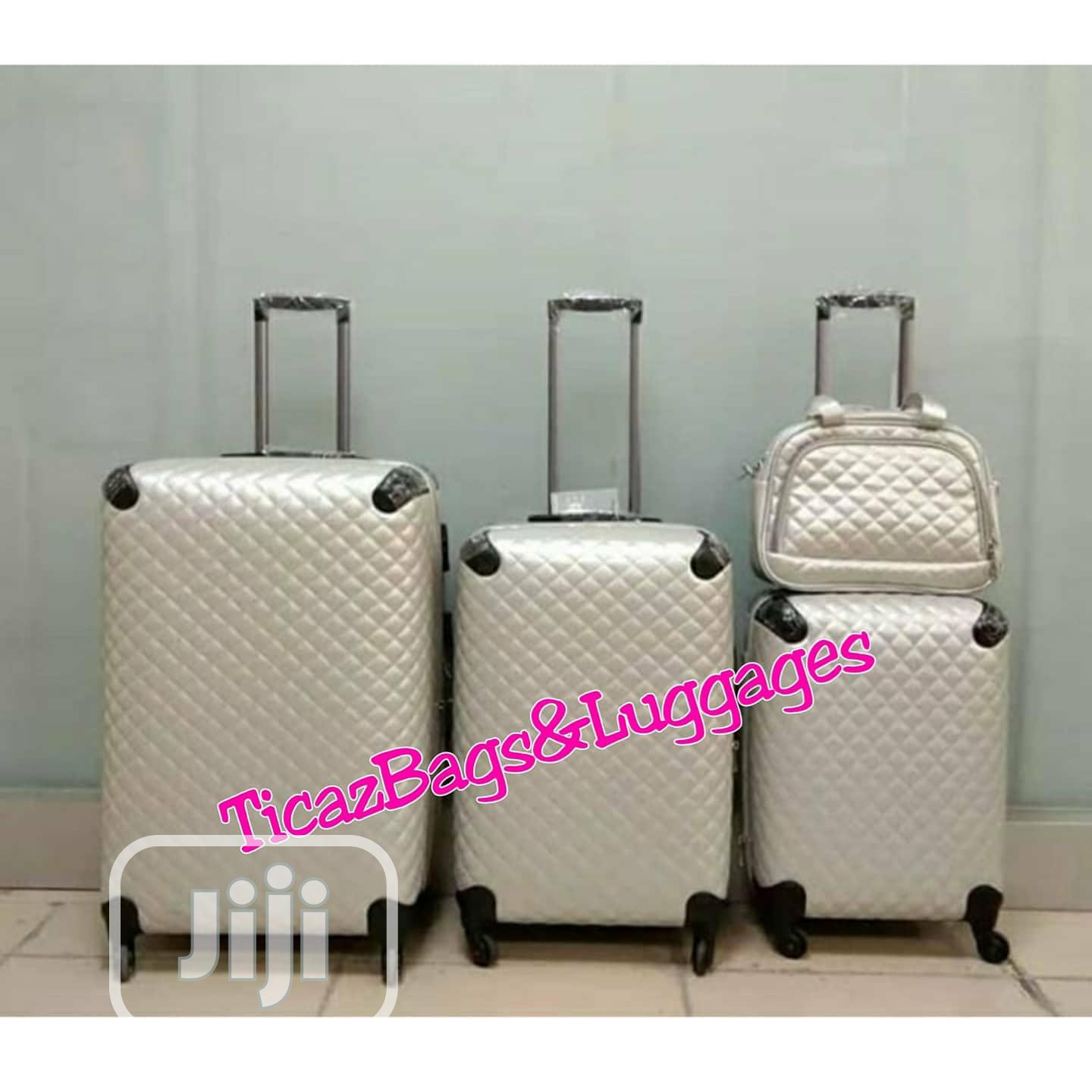 4in1 Golden Luggage Box | Bags for sale in Lagos Island (Eko), Lagos State, Nigeria