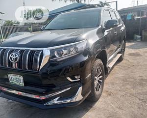 Toyota Land Cruiser Prado 2018 Black | Cars for sale in Lagos State, Yaba