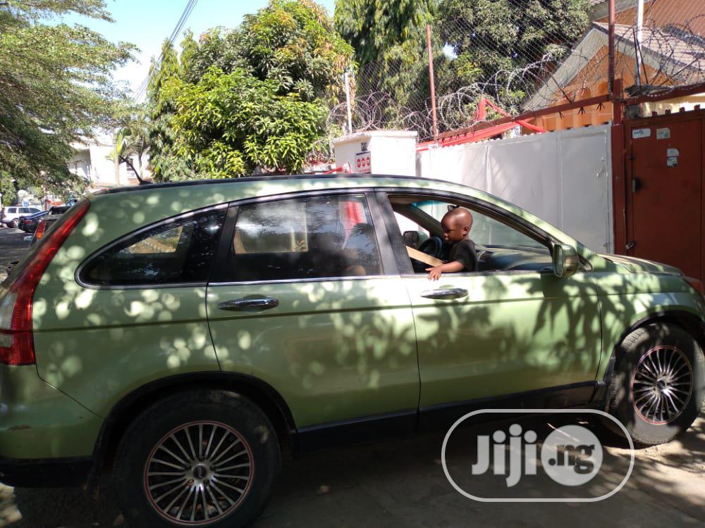 Archive: Honda CR-V 2009 EX 4WD Automatic Green