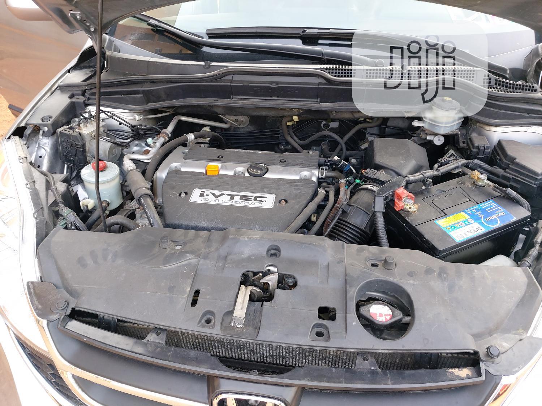 Archive: Honda CR-V 2008 2.4 EX-L 4x4 Automatic Blue