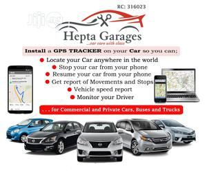Installation Of Car, Truck, Bus Or Van GPS Vehicle Tracker | Automotive Services for sale in Lagos State, Ikeja