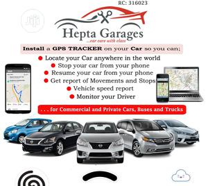Car GPRS/GPS Tracker Installation For Cars, Vans And Trucks | Automotive Services for sale in Lagos State, Agboyi/Ketu