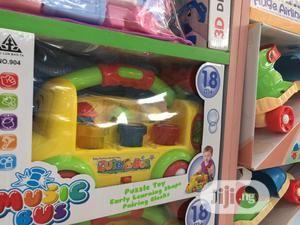 Music Bus Puzzle Toy   Toys for sale in Lagos State, Agege