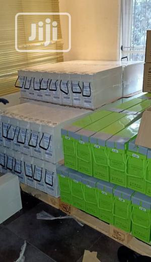 Monbat Telecom Battery 12v200ah   Electrical Equipment for sale in Lagos State, Ikeja