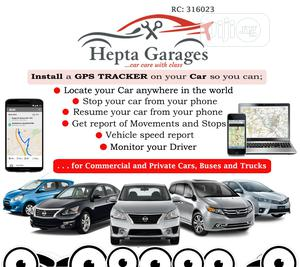 Vehicle GPRS/GPS Tracker For All Car Van Or Heavy Duty Truck | Automotive Services for sale in Lagos State, Ifako-Ijaiye