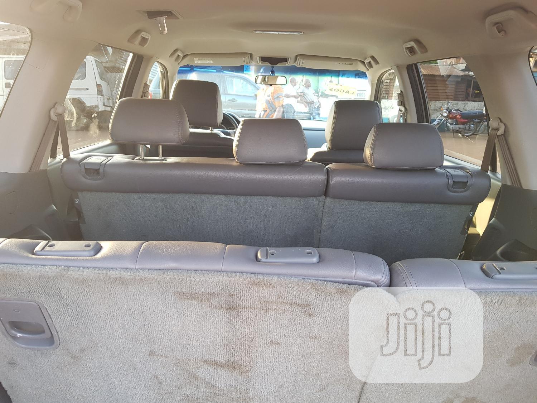 Honda Pilot 2008 EX 4x4 (3.5L 6cyl 5A) Gray   Cars for sale in Ado-Odo/Ota, Ogun State, Nigeria