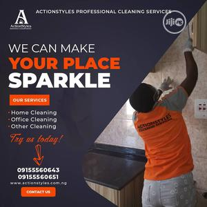 Professional Deep Cleaning Services   Cleaning Services for sale in Abuja (FCT) State, Apo District