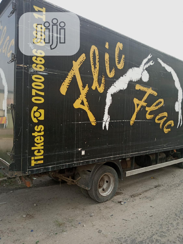 Powerful DAF Truck