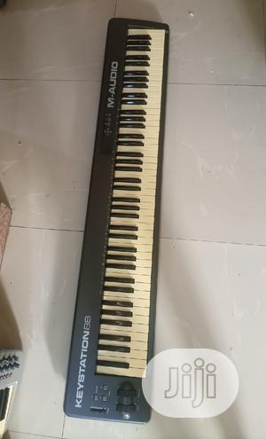 M-audio Keystation 7 Octaves Midi Keyboard   Musical Instruments & Gear for sale in Lagos State, Yaba