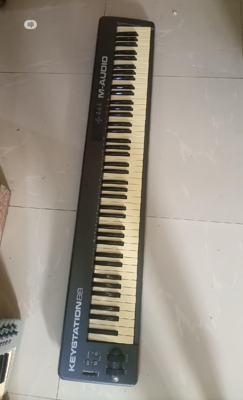 M-audio Keystation 7 Octaves Midi Keyboard