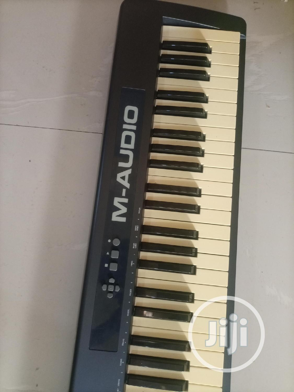 M-audio Keystation 7 Octaves Midi Keyboard   Musical Instruments & Gear for sale in Yaba, Lagos State, Nigeria