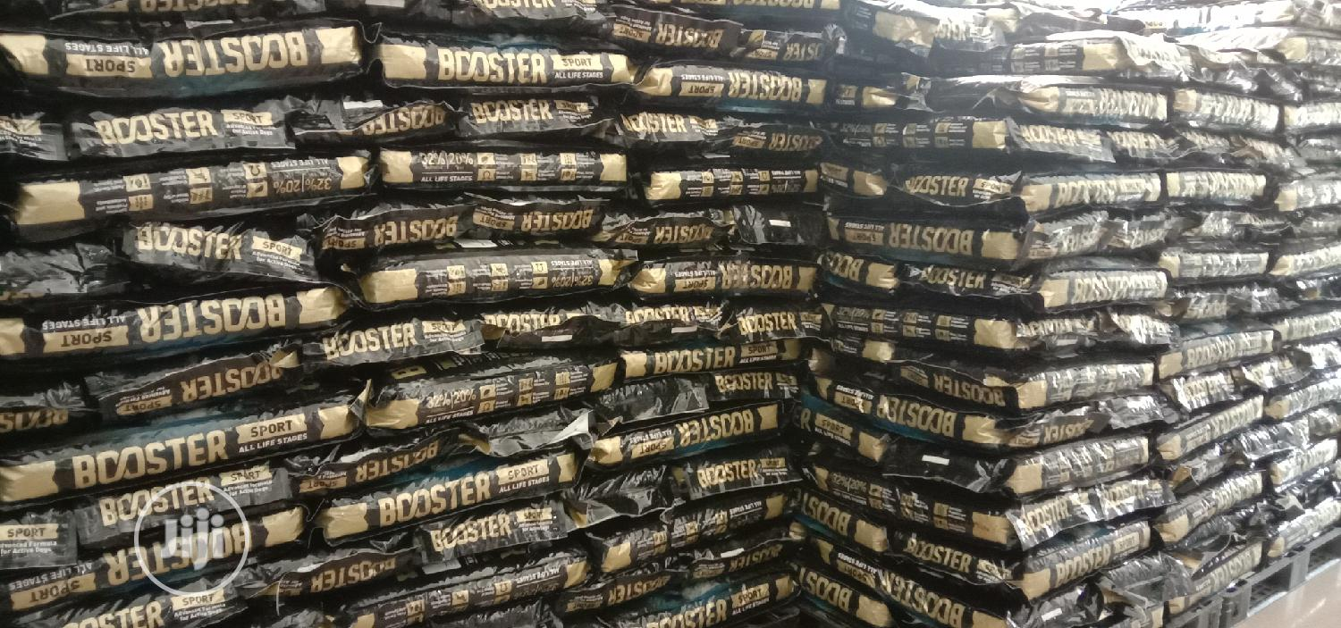 Booster Dog Food 15kg   Pet's Accessories for sale in Kubwa, Abuja (FCT) State, Nigeria