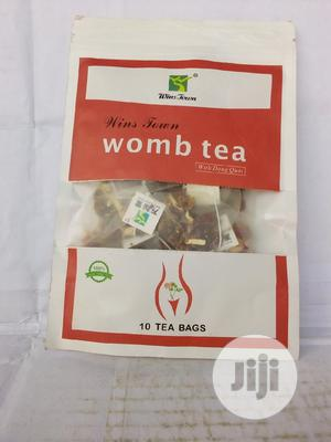 Wins Town Womb Tea Is for Female | Vitamins & Supplements for sale in Lagos State, Gbagada