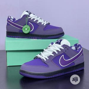 "Original Nike SB Dunk Low Pro ""Purple Lobster""   Shoes for sale in Lagos State, Lagos Island (Eko)"