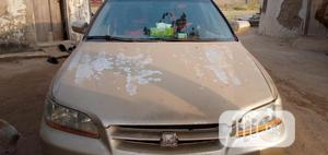 Honda Accord 2002 3.0 Coupe Gold | Cars for sale in Lagos State, Abule Egba